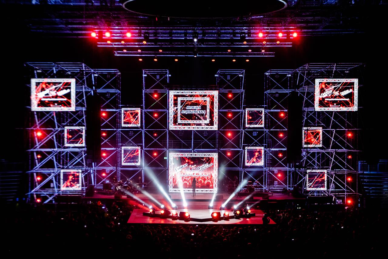Bitwy The Voice of Poland Arena Gliwice